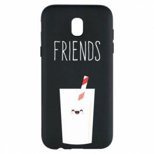 Etui na Samsung J5 2017 Friend milk