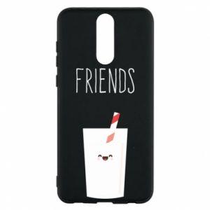 Etui na Huawei Mate 10 Lite Friend milk