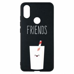 Etui na Xiaomi Mi A2 Friend milk