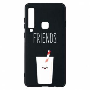 Etui na Samsung A9 2018 Friend milk