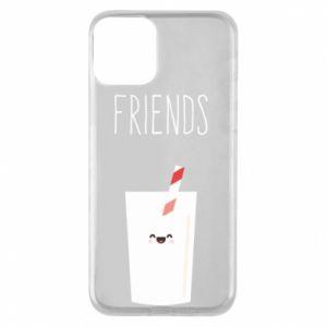 Etui na iPhone 11 Friend milk