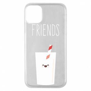 Etui na iPhone 11 Pro Friend milk