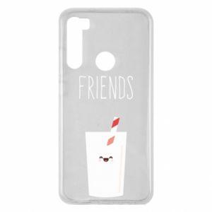 Etui na Xiaomi Redmi Note 8 Friend milk