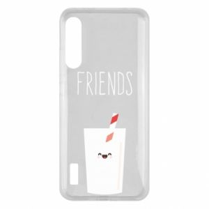 Etui na Xiaomi Mi A3 Friend milk