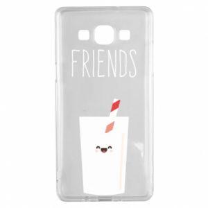 Etui na Samsung A5 2015 Friend milk