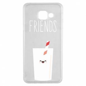 Etui na Samsung A3 2016 Friend milk
