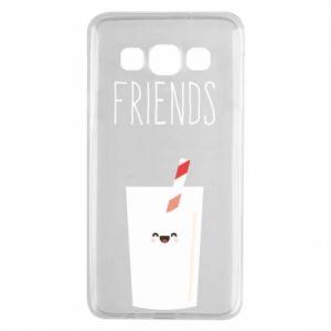 Etui na Samsung A3 2015 Friend milk