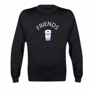 Bluza dziecięca Friends coffee