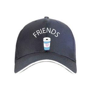 Czapka Friends coffee