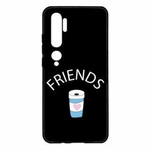 Etui na Xiaomi Mi Note 10 Friends coffee