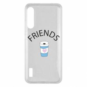 Etui na Xiaomi Mi A3 Friends coffee