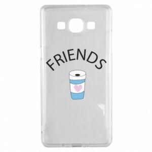 Etui na Samsung A5 2015 Friends coffee