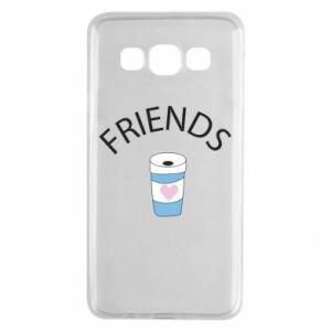 Etui na Samsung A3 2015 Friends coffee