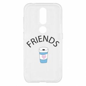 Etui na Nokia 4.2 Friends coffee