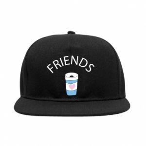 Snapback Friends coffee