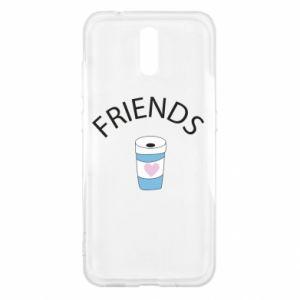 Etui na Nokia 2.3 Friends coffee