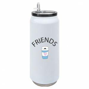 Puszka termiczna Friends coffee