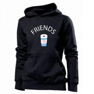 Bluza damska Friends coffee