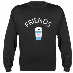 Bluza Friends coffee