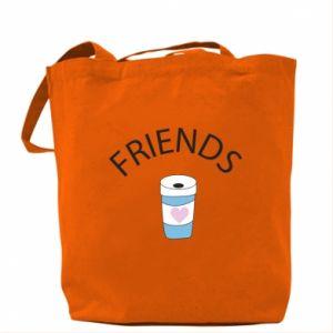 Torba Friends coffee
