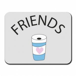 Podkładka pod mysz Friends coffee