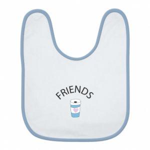 Śliniak Friends coffee