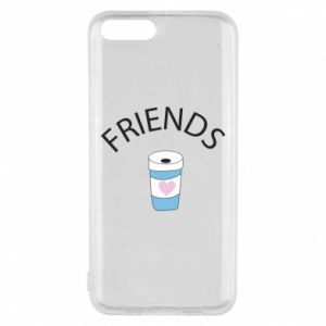 Etui na Xiaomi Mi6 Friends coffee