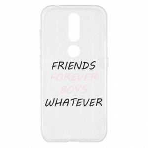 Etui na Nokia 4.2 Friends forever boys whatever
