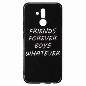 Etui na Huawei Mate 20 Lite Friends forever boys whatever