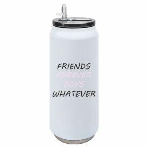 Puszka termiczna Friends forever boys whatever