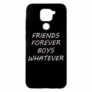 Etui na Xiaomi Redmi Note 9/Redmi 10X Friends forever boys whatever