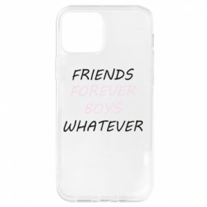 Etui na iPhone 12/12 Pro Friends forever boys whatever