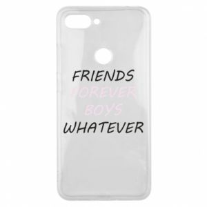 Phone case for Xiaomi Mi8 Lite Friends forever boys whatever