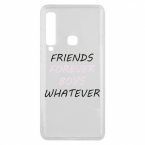 Phone case for Samsung A9 2018 Friends forever boys whatever