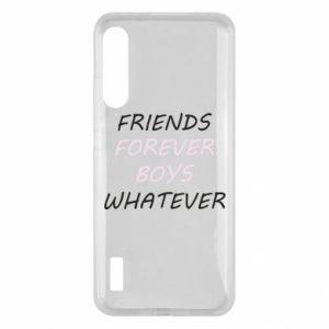 Etui na Xiaomi Mi A3 Friends forever boys whatever