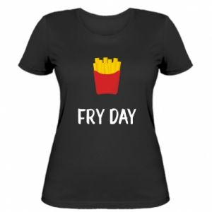 Women's t-shirt Fry day