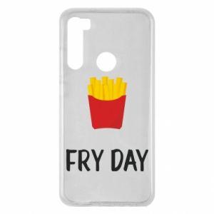 Xiaomi Redmi Note 8 Case Fry day