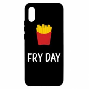 Xiaomi Redmi 9a Case Fry day