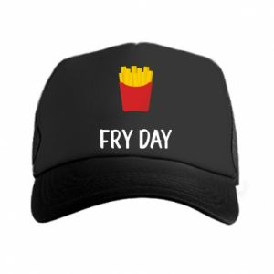 Czapka trucker Fry day