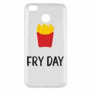 Xiaomi Redmi 4X Case Fry day