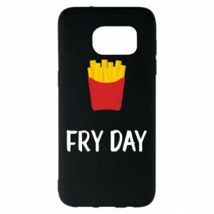 Samsung S7 EDGE Case Fry day