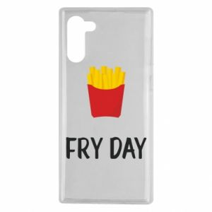 Samsung Note 10 Case Fry day