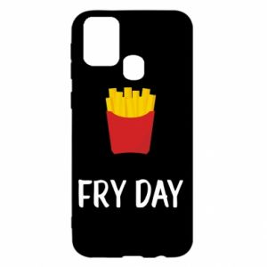 Samsung M31 Case Fry day