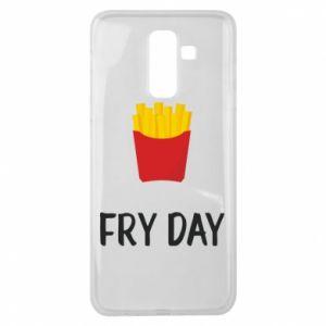 Samsung J8 2018 Case Fry day
