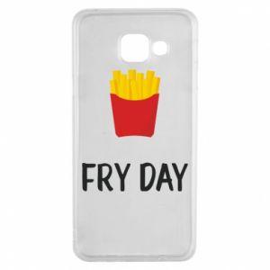 Samsung A3 2016 Case Fry day