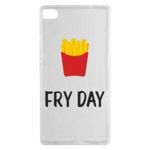 Huawei P8 Case Fry day