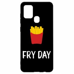 Samsung A21s Case Fry day