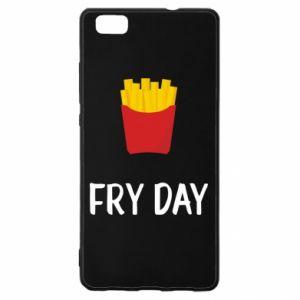 Huawei P8 Lite Case Fry day