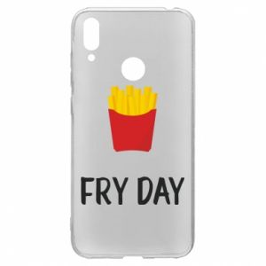 Huawei Y7 2019 Case Fry day