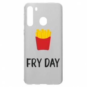 Samsung A21 Case Fry day